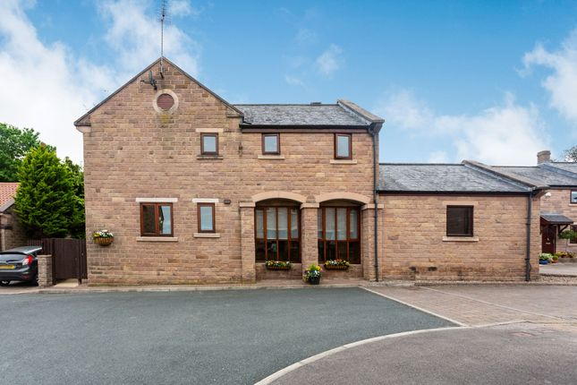 Thumbnail Mews house for sale in Knave House, 5 Massey Fold, Spofforth, 1W