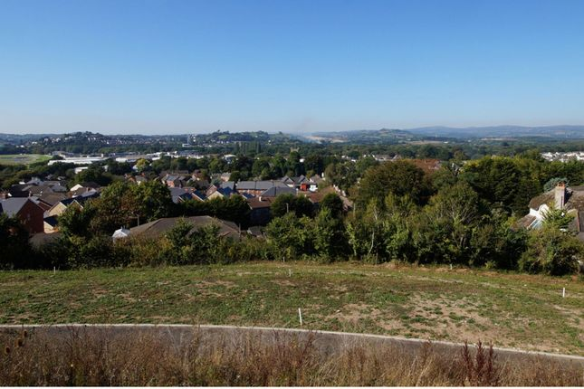 Thumbnail Land for sale in Teign Fort Drive, Kingsteignton