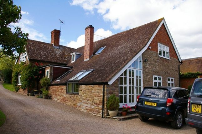 Thumbnail Detached house to rent in Clifton-On-Teme, Worcester