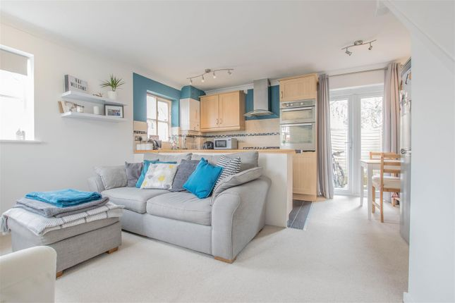 Thumbnail End terrace house for sale in The Briars, Hertford