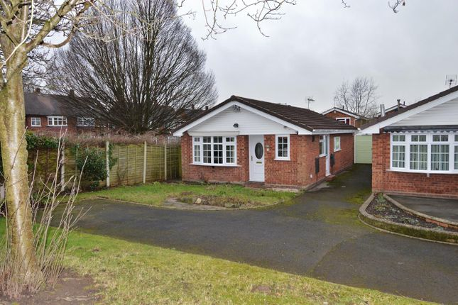 Thumbnail Bungalow for sale in Wadesmill Lawns, Wolverhampton