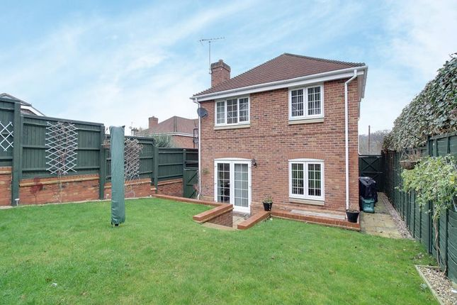 Thumbnail Detached House For Sale In The Sidings High Wycombe