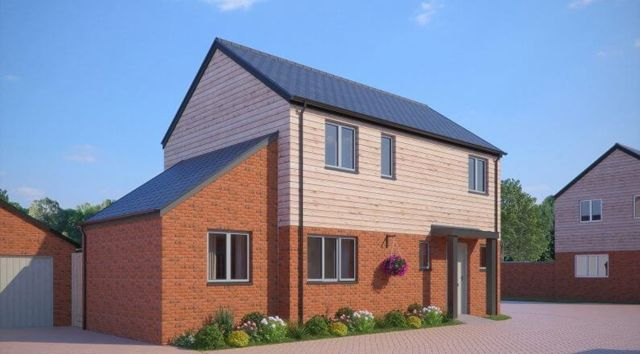 Thumbnail Detached house to rent in Langdon Way, Clyst St. Mary, Exeter