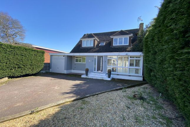 Thumbnail Detached bungalow for sale in Hutton Road, Shenfield, Brentwood