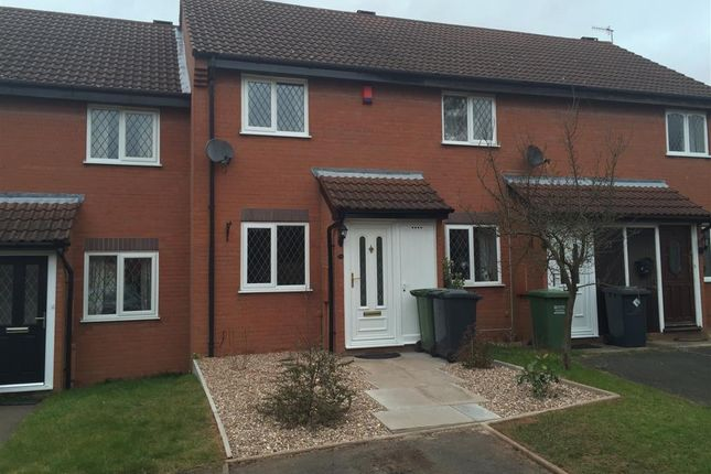 2 bed property to rent in Whinchat Grove, Kidderminster