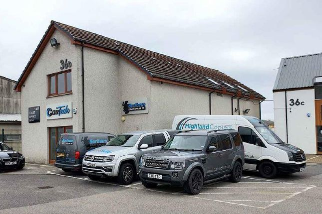 Thumbnail Office to let in 36 B, Longman Drive, Inverness