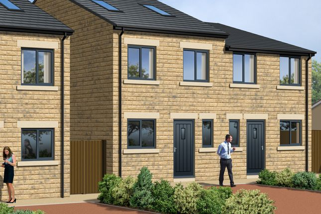 Thumbnail Semi-detached house for sale in Plot 2, Kingsway, Mapplewell, Barnsley