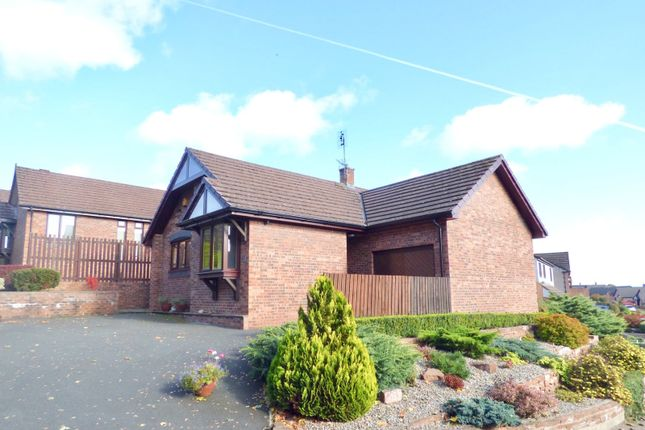 Thumbnail Detached bungalow for sale in Brooklands Grange, Penrith, Cumbria