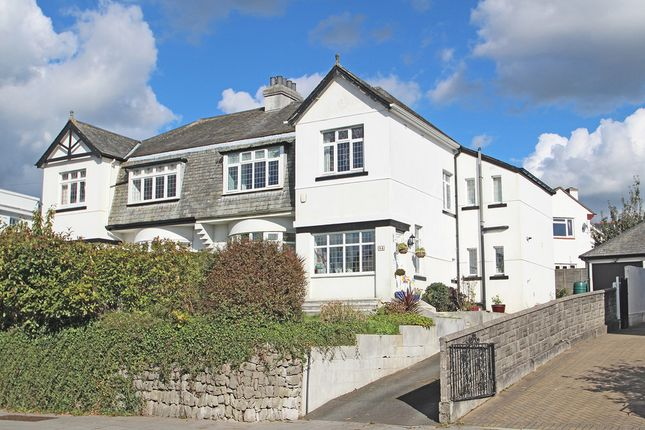 Thumbnail Semi-detached house for sale in Torr Lane, Hartley, Plymouth