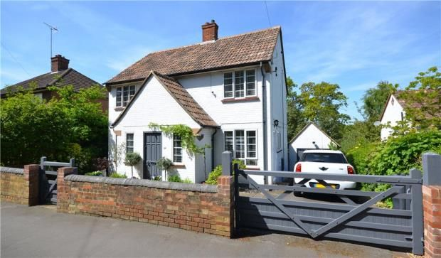 Thumbnail Detached house for sale in The Avenue, Camberley, Surrey