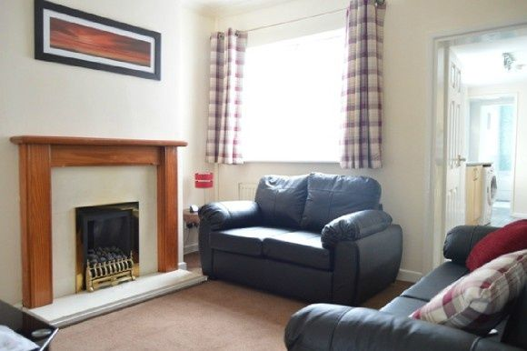 Thumbnail Terraced house to rent in Dunkirk Street, Newcastle-Under-Lyme, Newcastle-Under-Lyme