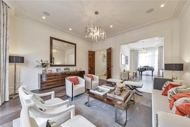 Thumbnail Terraced house for sale in Sloane Gardens, Belgravia, London