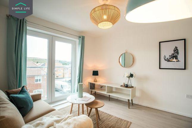 Thumbnail Flat to rent in Hurst Court, Liverpool