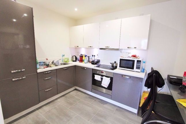 Thumbnail Flat to rent in Hayling Way, Edgware