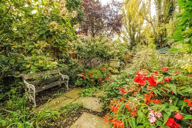 Garden of Exeter Road, Queens Park NW2