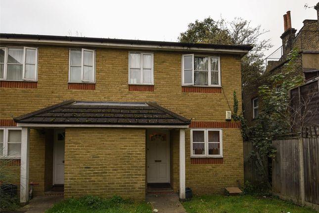 External of William Dyce Mews, London SW16