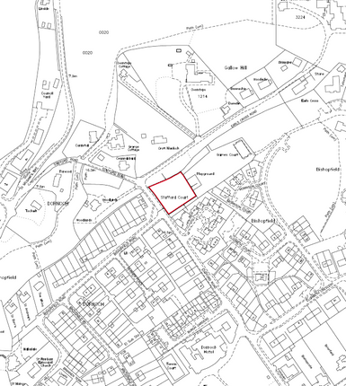 Thumbnail Land for sale in Stafford Court, Dornoch