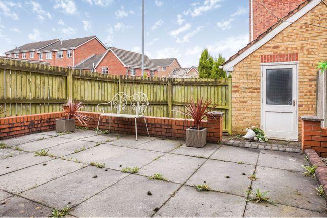 Garden of Grasmere Drive, Bury BL9