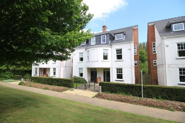 Thumbnail Town house to rent in Church Green Close, Kings Worthy, Winchester
