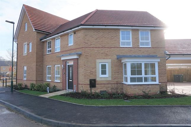 Thumbnail Semi-detached house to rent in Fen View, Ramsey Way, Stanground, Peterborough
