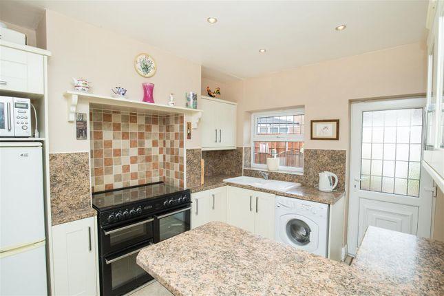 Kitchen of Kelmscott Garth, Leeds LS15
