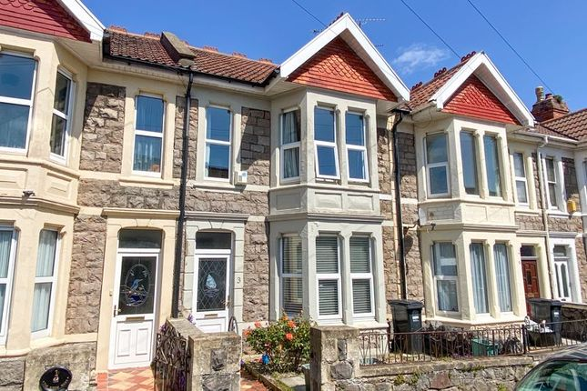 3 bed terraced house for sale in Amberey Road, Weston-Super-Mare BS23