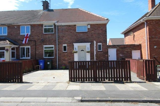 Thumbnail Semi-detached house to rent in Lindsay Avenue, Blyth