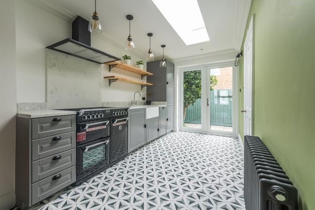 Thumbnail Terraced house for sale in Pitchford Street, London