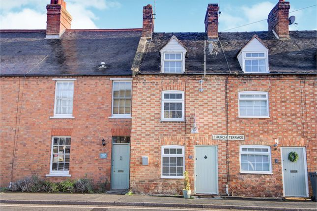 Thumbnail Terraced house for sale in Church Terrace, Newbold On Stour, Stratford-Upon-Avon