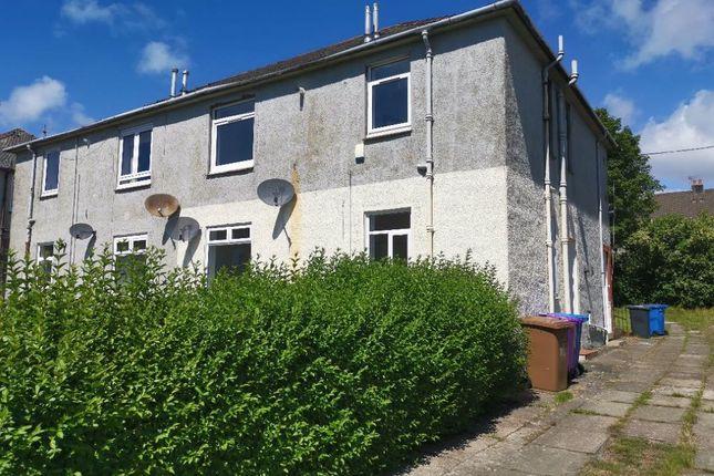 Thumbnail Flat for sale in 32 Lynn Avenue, Dalry, Ayrshire