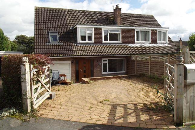 Thumbnail Semi-detached house to rent in Woodpark Drive, Knaresborough