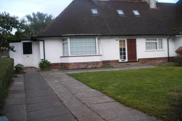 Thumbnail Bungalow to rent in Middleton Boulevard, Nottingham