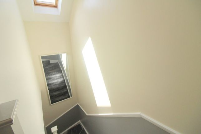 Staircase of King Harolds View, Portskewett, Caldicot NP26