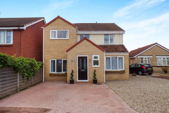 Thumbnail Detached house for sale in Earsdon Close, Norton, Stockton-On-Tees