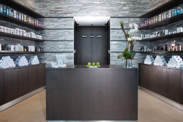 Porsche Design Tower In Miami - Spa Reception 2
