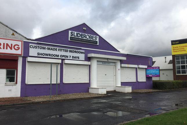 Thumbnail Industrial to let in 455 Hillington Road, Hillington Park, Glasgow
