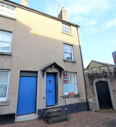 Thumbnail Terraced house for sale in Glendower Street, Monmouth