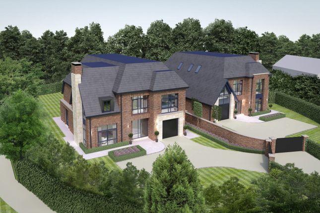 Outside of Chapel Lane, Hale Barns, Altrincham WA15