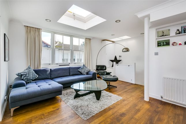 Thumbnail Mews house for sale in Addison Place, London