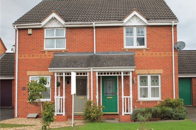 Thumbnail Semi-detached house to rent in Gisburn Close, Redditch