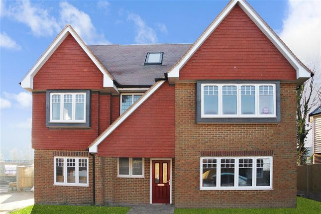 Thumbnail Detached house for sale in Hengist Road, Minnis Bay, Birchington, Kent