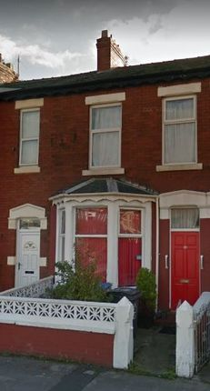 Thumbnail Flat to rent in Peter Street, Blackpool