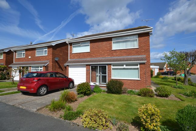 Thumbnail Detached house for sale in Heol Awel, Abergele