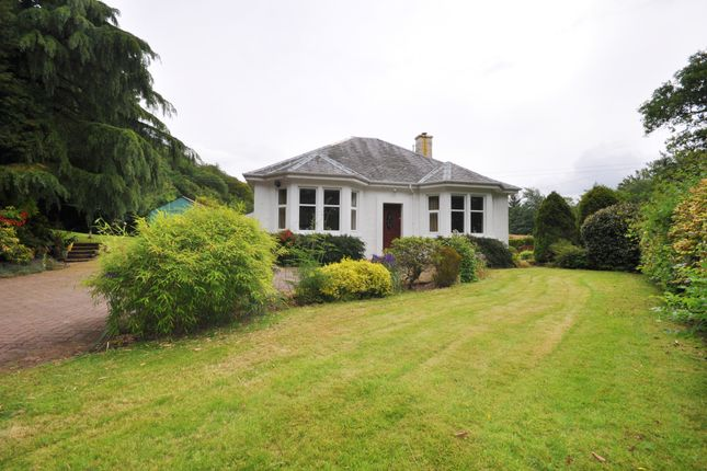 Thumbnail Detached house for sale in Lockston, Changue Road, Girvan