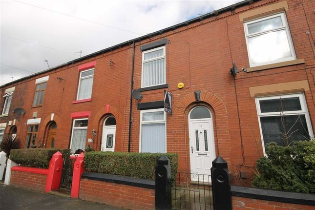 Thumbnail Terraced house to rent in Lancaster Street, Chadderton, Oldham