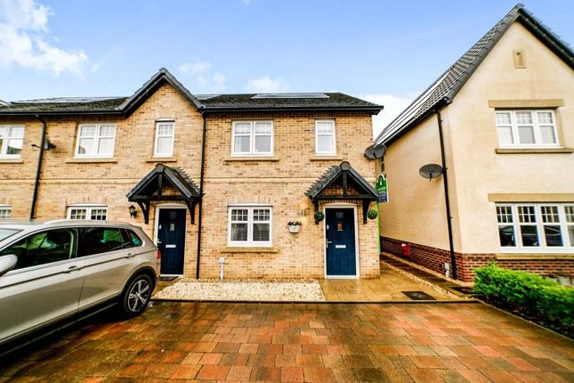 Thumbnail Terraced house for sale in Seagent Place, Shotley Bridge, Consett