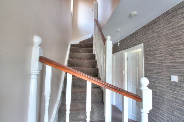 1st Floor Stairs of Delves Crescent, Walsall WS5