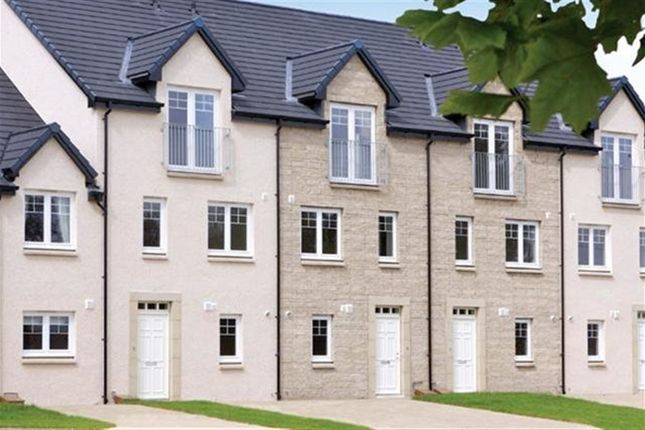 Thumbnail Town house to rent in Dunelm Park, Durham Bank, Bonnyrigg