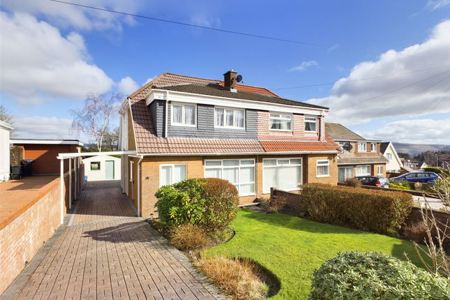 3 bed semi-detached house for sale in Shirley Drive, Heolgerrig, Merthyr Tydfil CF48