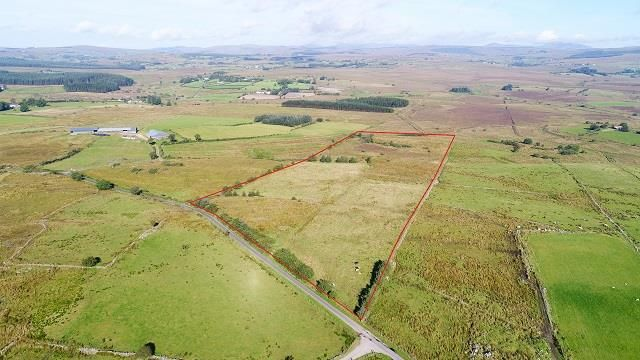 Land for sale in C.14.1 Acres Of Agricultural Lands, Beagmore Road, Cookstown, County Tyrone